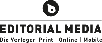Editorial Media Mobile Retina Logo