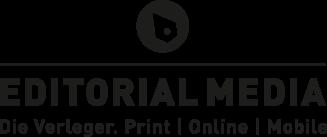Editorial Media Logo