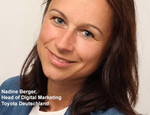 """""""Native Ads gehören standardmäßig zu jeder Mediaplanung"""", Nadine Berger, Toyota Deutschland"""