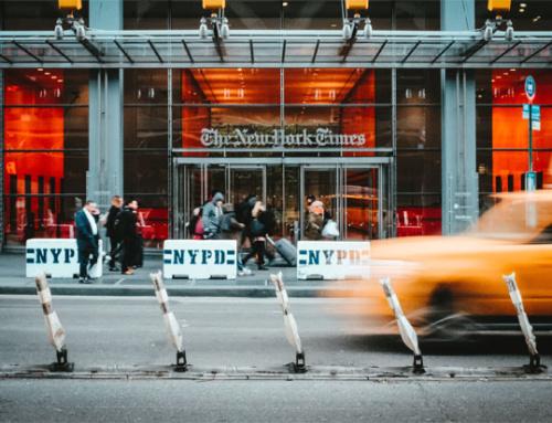 """Von wegen """"Fake News"""": Vertrauen in US-Medien steigt auf den höchsten Wert des Jahrzehnts"""