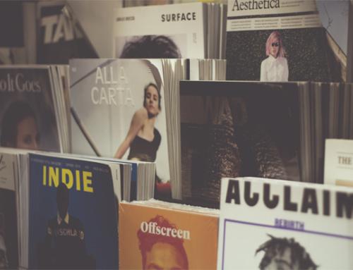 Junge Publisher lieben Print – wie die Independent Magazine-Szene sich für gedruckte Zeitschriften begeistert