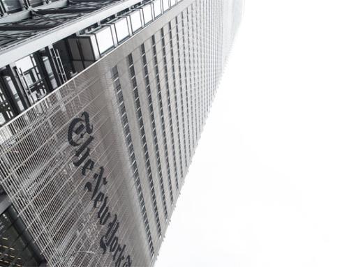 Zahl der Digitalabonnenten verdoppelt –NYT steht kurz vor dem Durchbruch durch die 5-Millionen-Marke